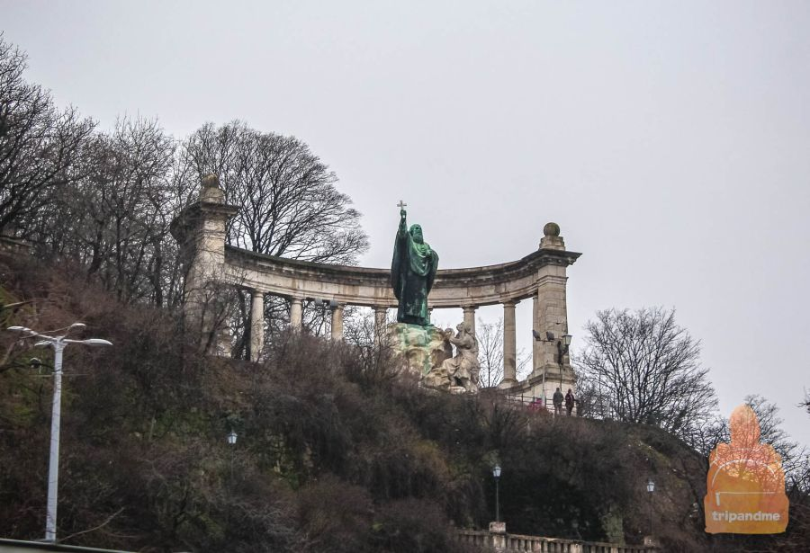 Фото памятника Святой Геллерт