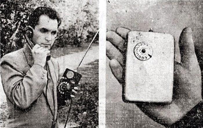 Изначально прибор весил около 3 кг, но Куприянов работал над его усовершенствованием и добился умень