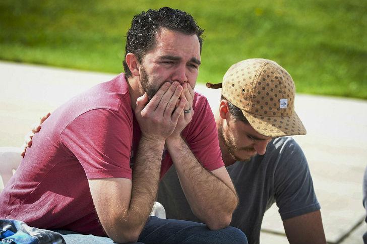 Расти Пейдж (на фото) и его жена последние два года пытались удочерить девочку, но им было отказано.