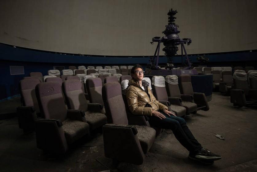 Фотографы Carlos Ayesta и Guillaume Bression вернулись в город-призрак Фукусима