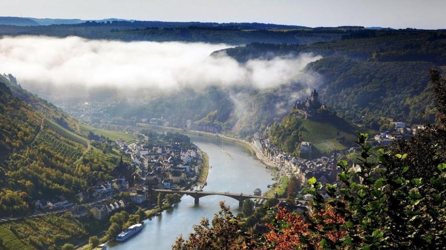 12. Кохем, Германия