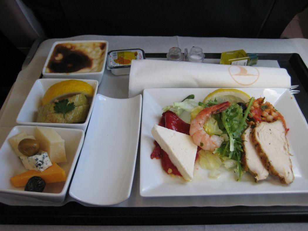 Бизнес-класс. Air Canada