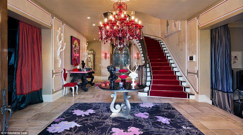Дом Кристины Агилеры за 13,5M