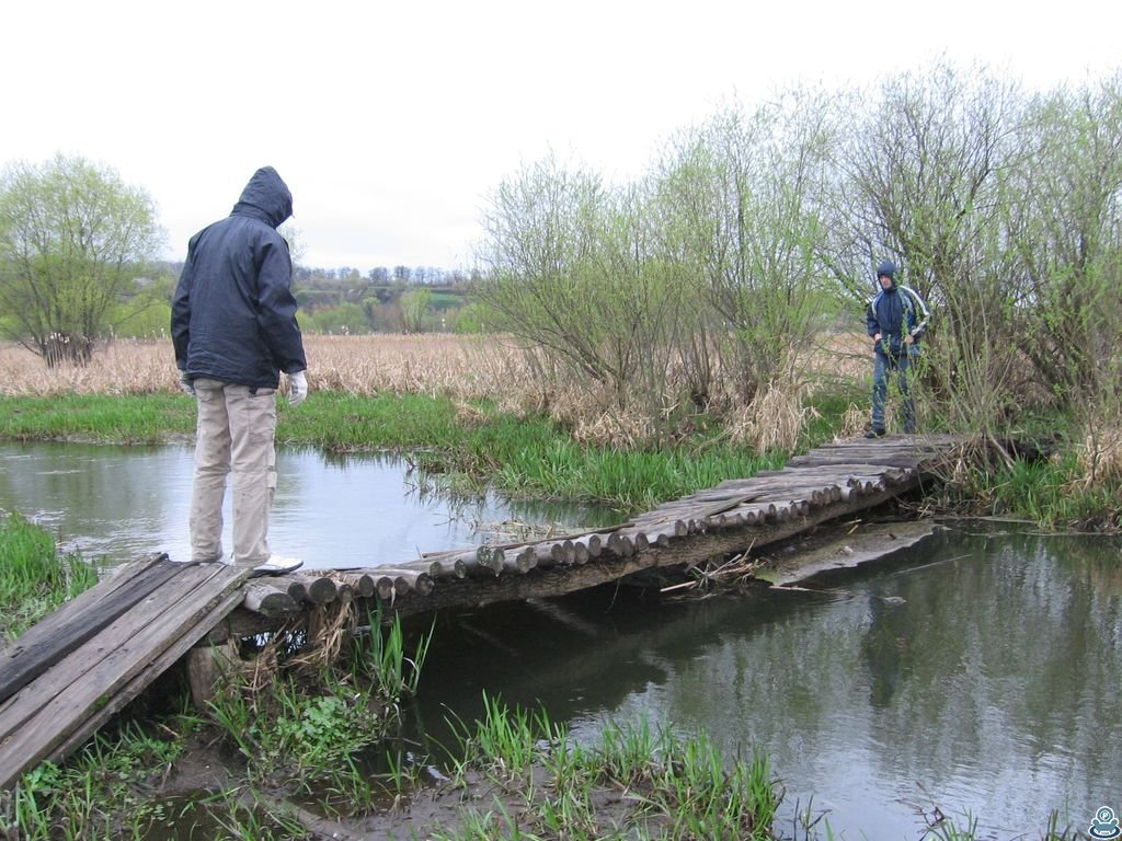 Мост через Боромлю