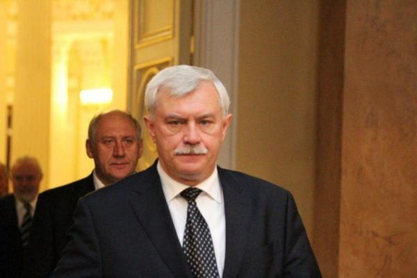 Полтавченко: Буду увольнять чиновников заразговоры омоей отставке
