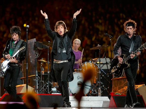Rolling Stones впервый раз за10 лет выпустит альбом