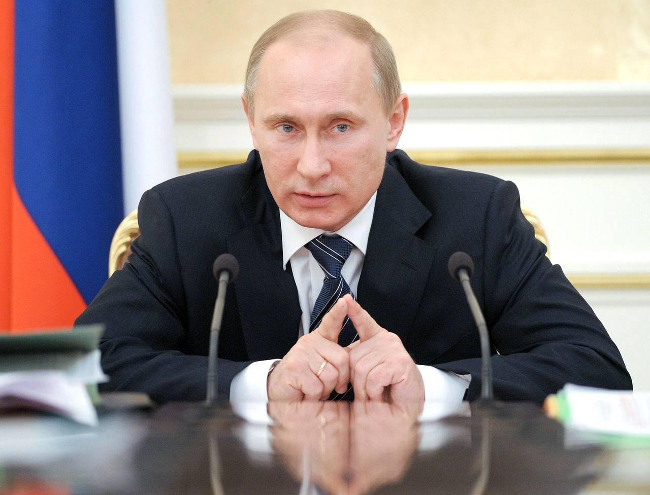 Путин запустил вэксплуатацию нефтяное месторождение Филановского наКаспии