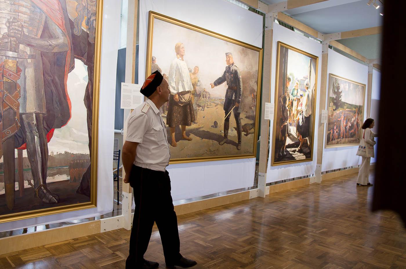 Анапа выставки