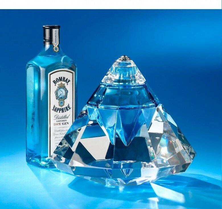 Bombay Sapphire Revelation – $200000 алкоголь, стоимость