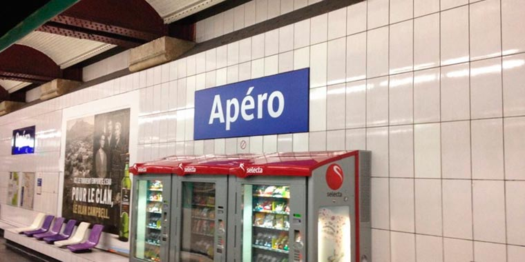 The RATP has changed the name of 13 subway stations in Paris!