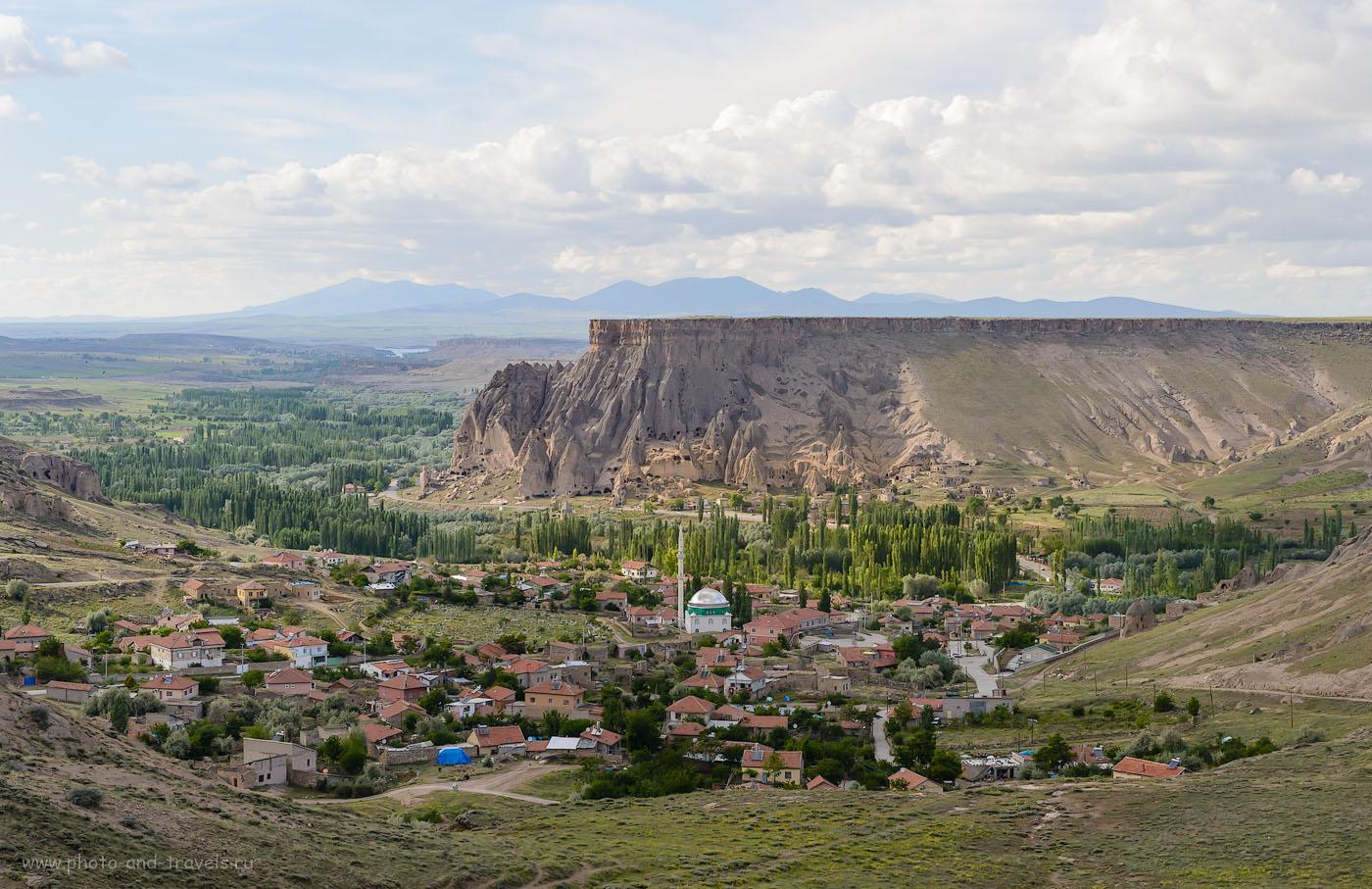 Фото 18. Деревня Selime Belediyesi – северная точка Долины Ихлара в Каппадокии. Отзывы туристов об отдыхе в Турции. 1/400, 8.0, 64, 58.