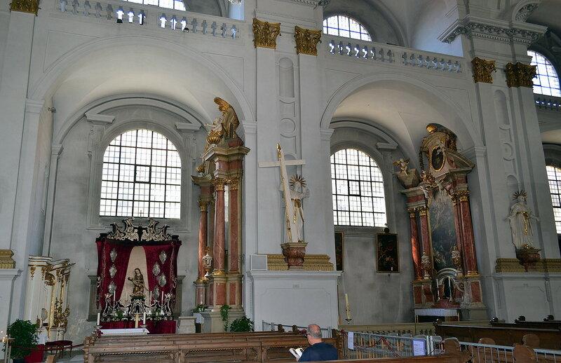 Церковь Св. Мартина ( Martinskirche)