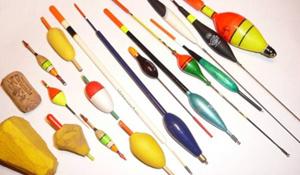 Основные снасти для рыбалки