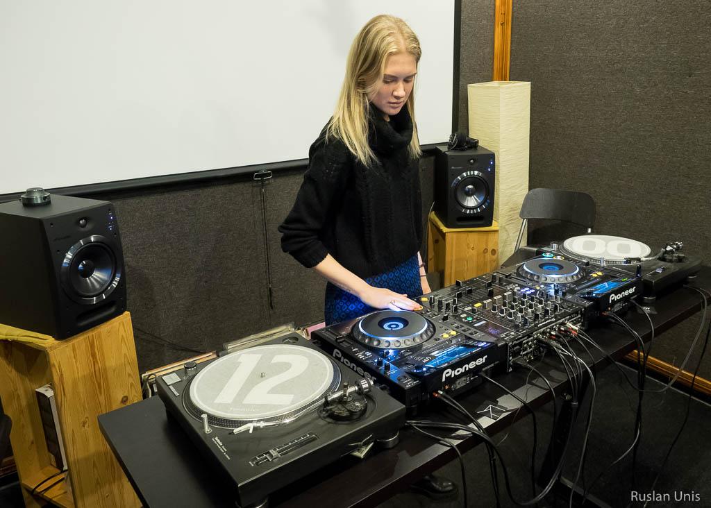 Школа DJ Трамплин