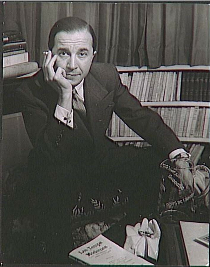 1953. Андре Руссен (актер)