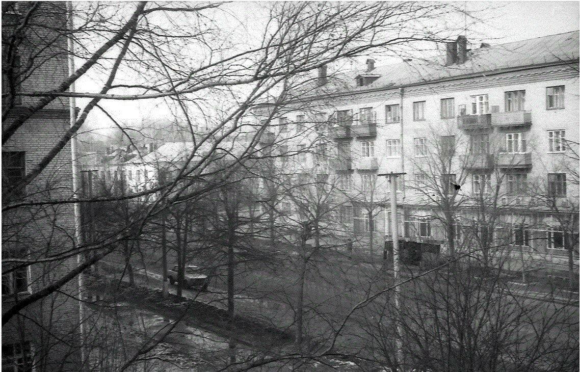 1990. Улица Мира