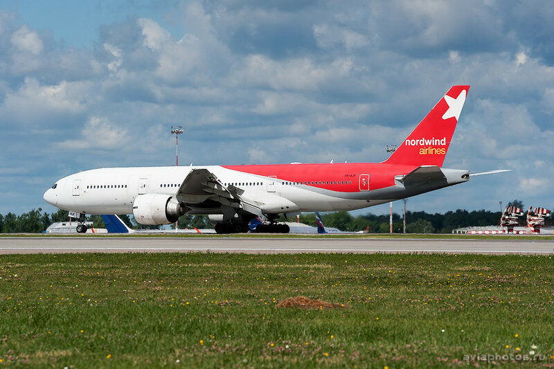 Boeing 777-21B/ER (VP-BJF) Nordwind 0102_D703409
