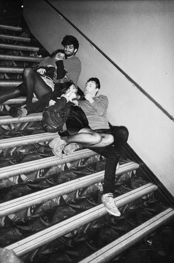 Лондонские гуляки на снимках Дэвида Ричардсона