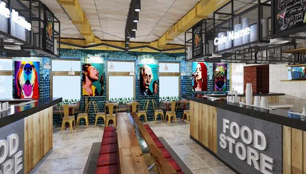 Food Store в Москве