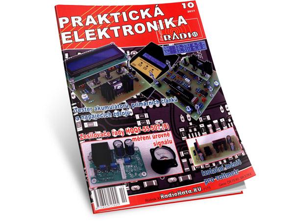 A Radio. Prakticka Elektronika №10 2017