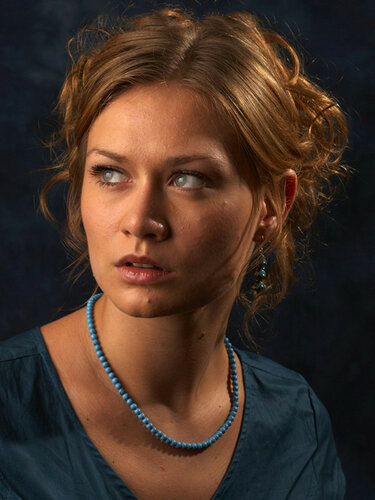 Мария Машкова.