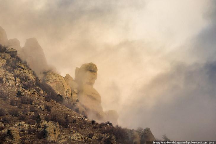 Мистика Долины Привидений (22 фото)