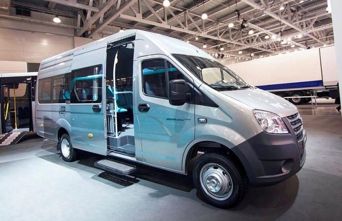Популярная коммерческая модель ГАЗель Next уже несколько лет выпускается в Нижнем Новгороде и в Турц