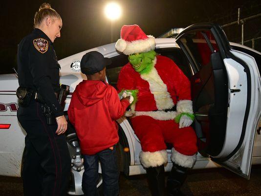 полиция преступление преступники Рождество