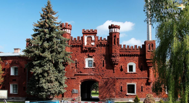 Экскурсионные туры в Брестскую крепость