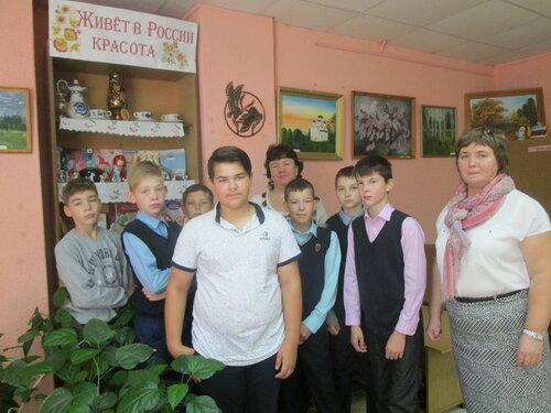 Живёт в России красота