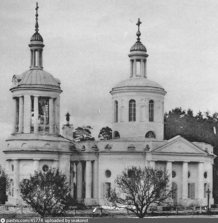 34. Кузьминки. Влахернский храм. 1900 1905..jpg