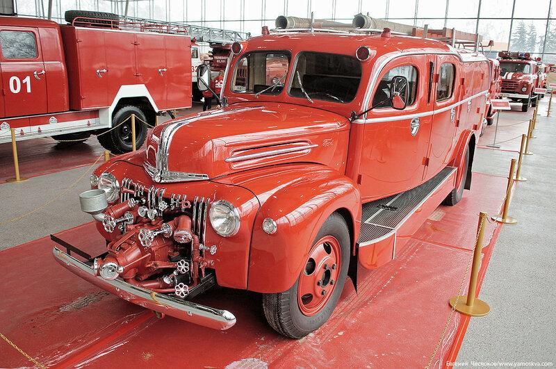 Олдтаймер. США 1947. Форд 798Т. 07.03.18.01..jpg