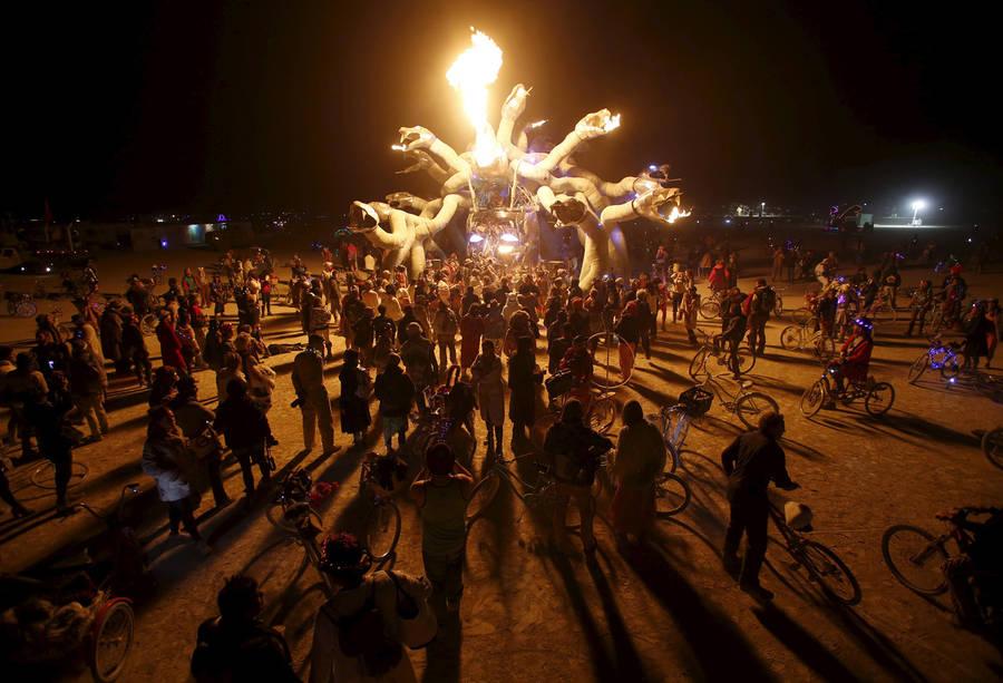 Burning Man Photography 2015 (15 pics)