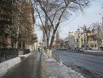 Улица Фрунзе. Самара.