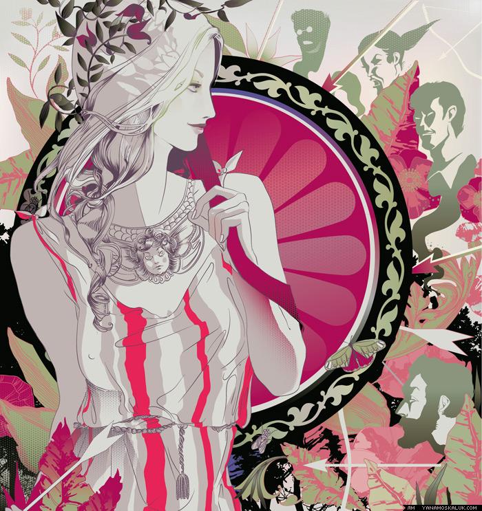 Illustrator - Yana Moskaluk