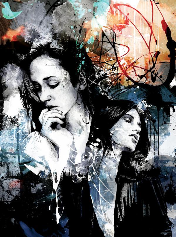 Illustrator - Portrait Artist - Joshua Miels