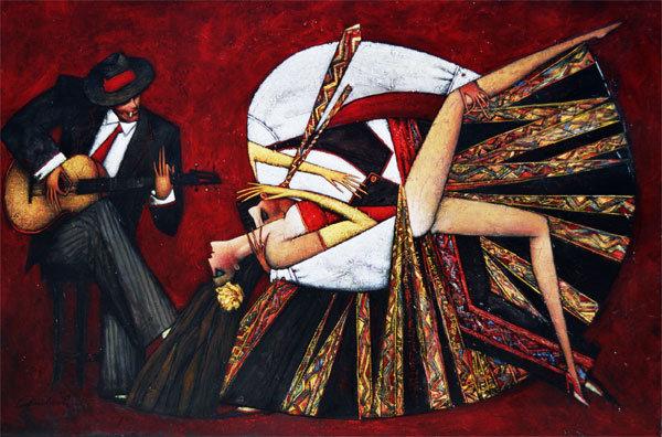 Andrei Protsouk - Artist