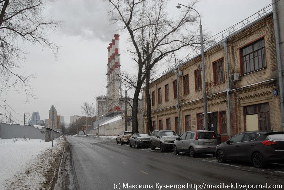 улица Пантелеевская