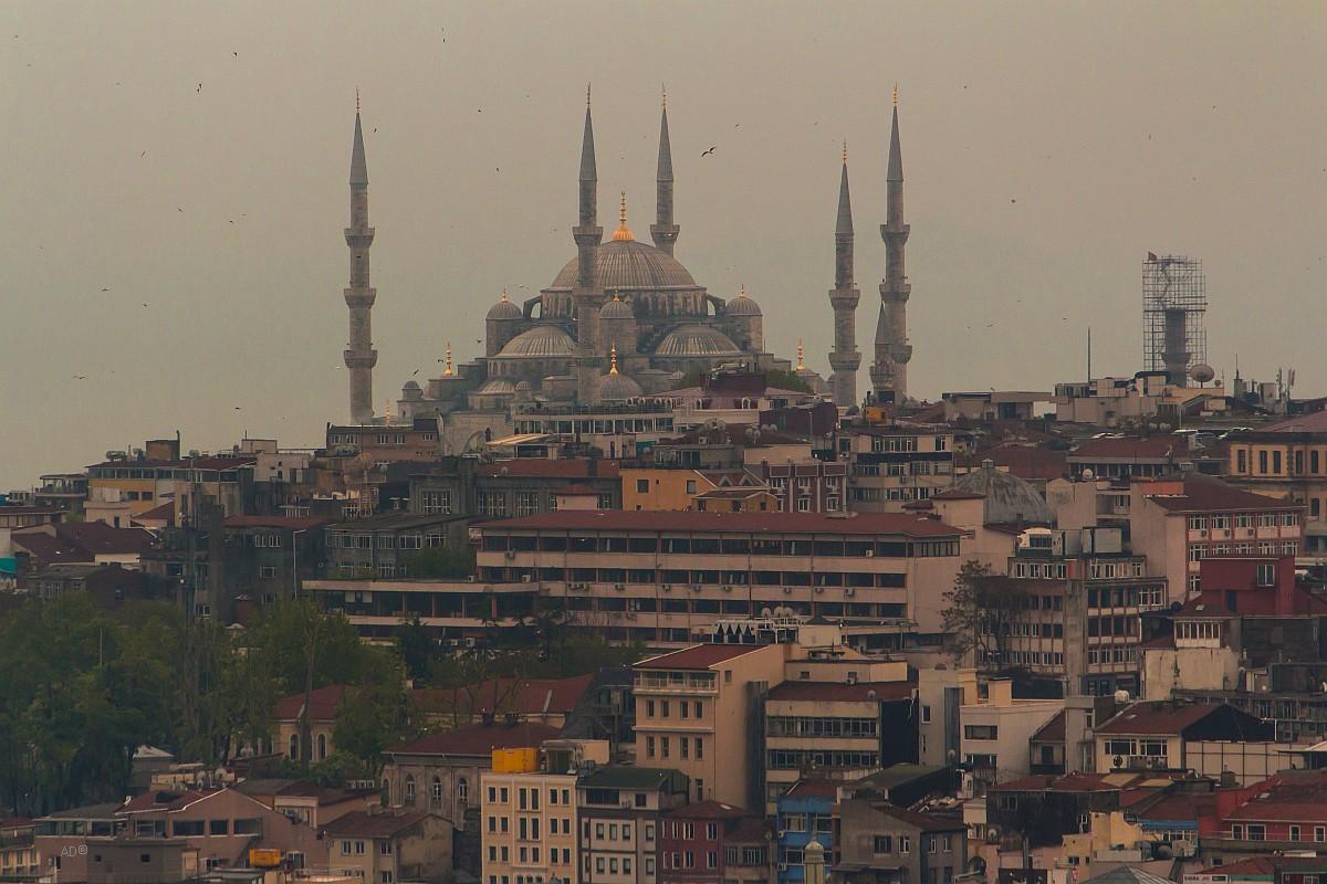 Голубая мечеть (Мечеть Султанахмет)