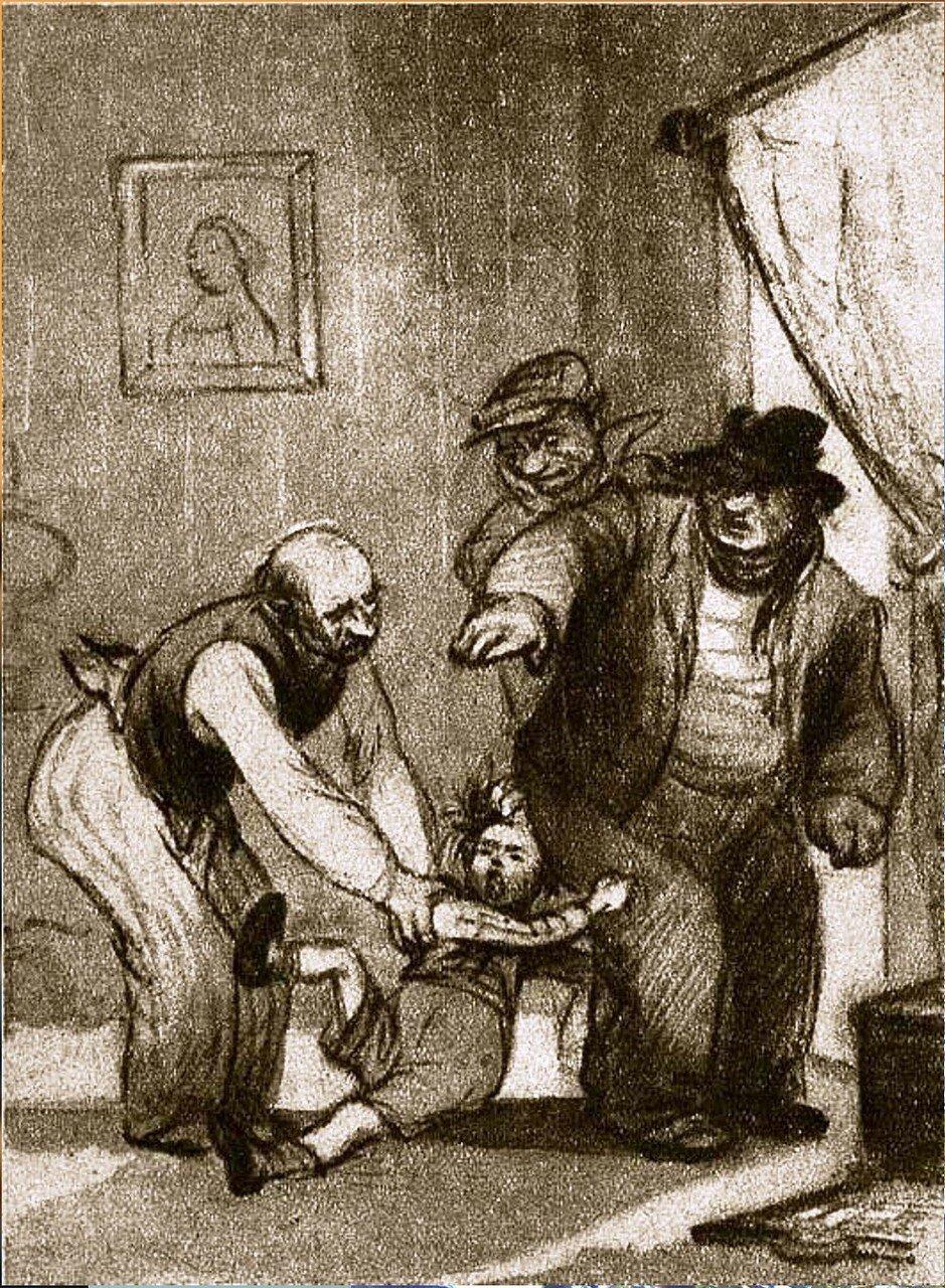 Рисунки художника Ф. ПОЛЕЩУК к произведению О Генри. Вождь краснокожих (5).jpg