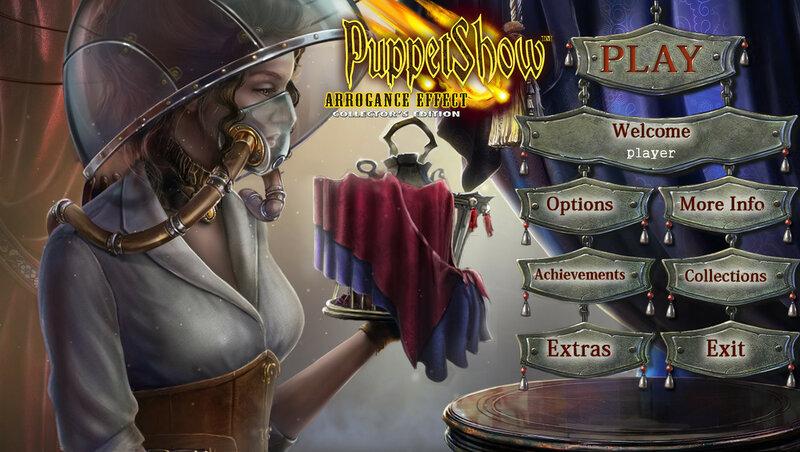 PuppetShow: Arrogance Effect CE