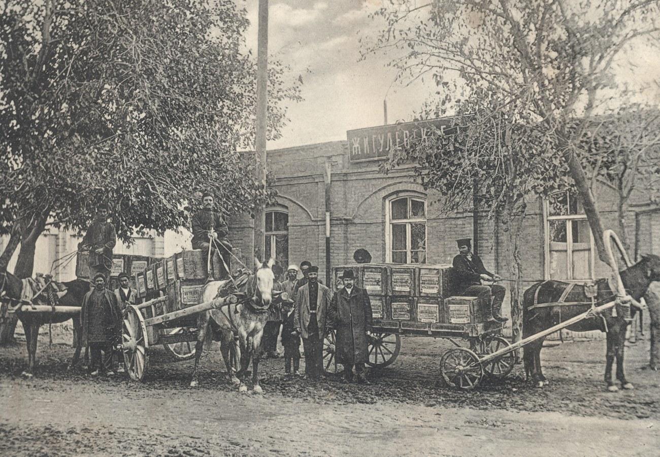 25. Склад Жигулёвского пивзавода в Ашхабаде