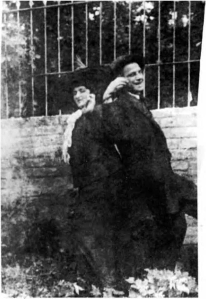1913. Маяковский в Киеве