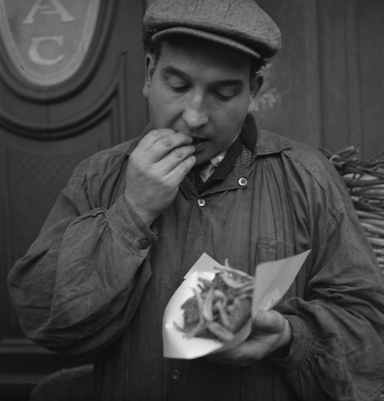 45. Торговцам жареным картофелем и бульоном безработица не грозит