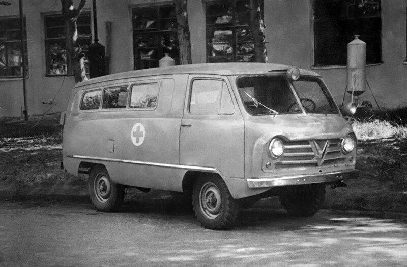 УАЗ-450А Опытный (№003,004,005) '1956 3.jpeg