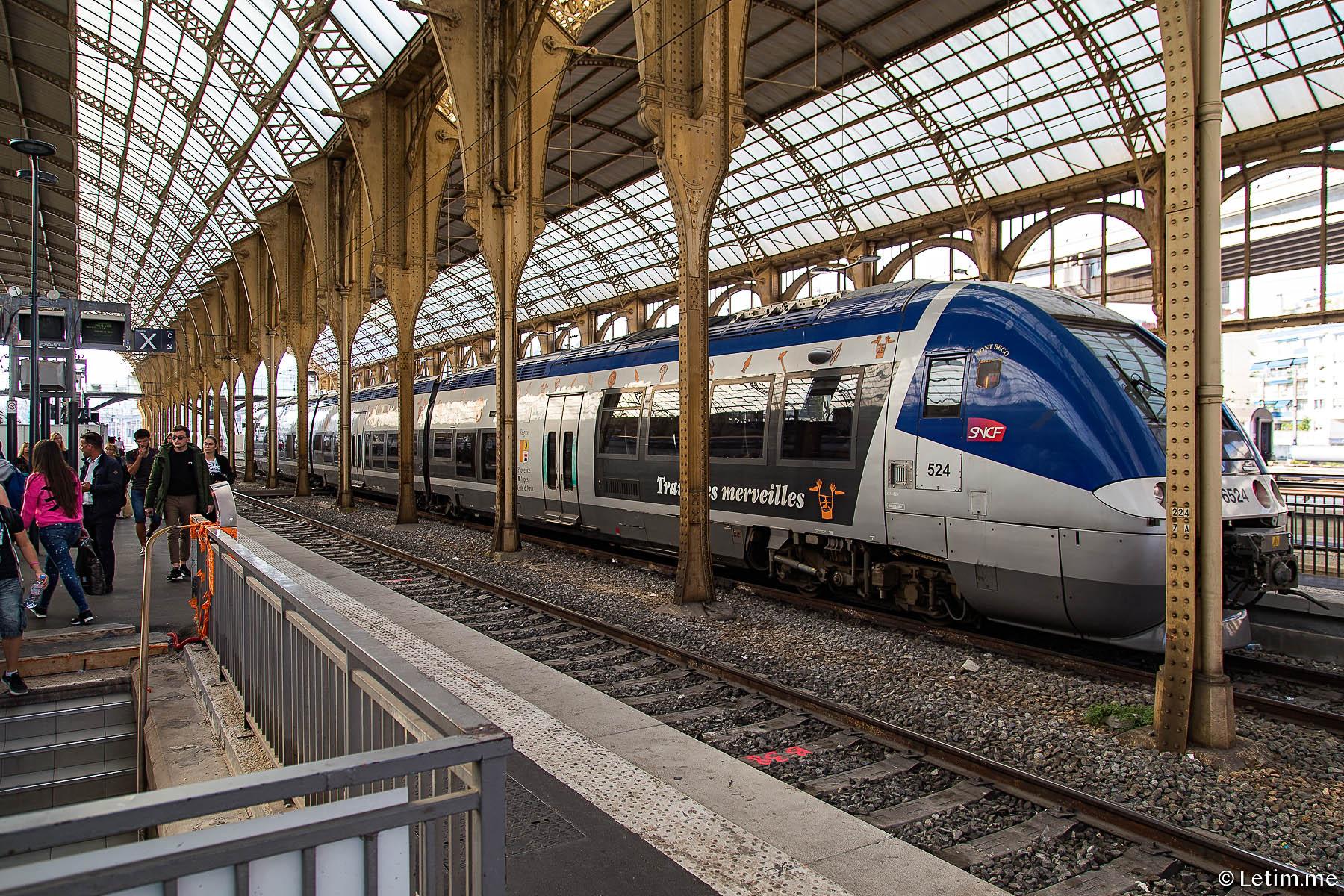 Как добраться из Италии во Францию