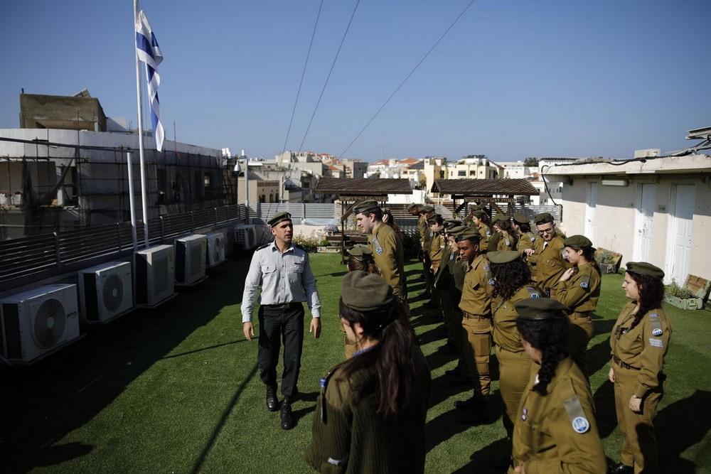 Светская жизнь на крышах в Тель-Авиве