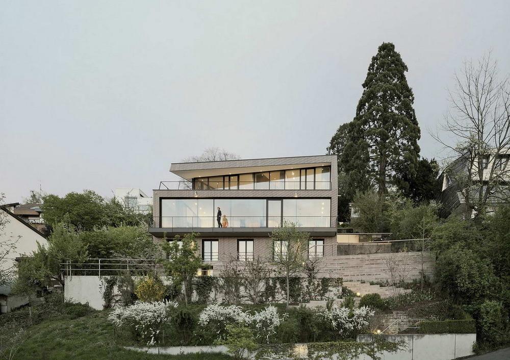 Реконструкция дома 50-х годов в Германии