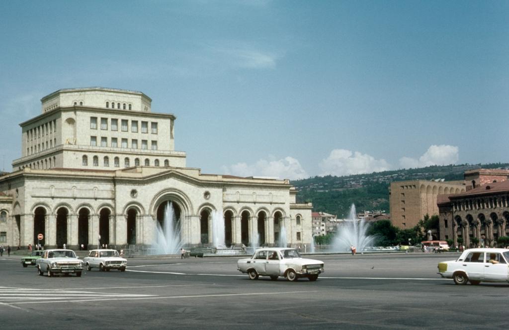 Ереван в 1985 году