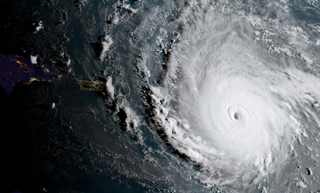 Последствия урагана Ирма на острове Сен-Мартен